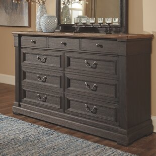 Canora Grey Edmore 9 Drawer Dresser