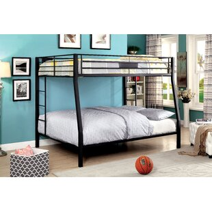 Top Reviews Alfredo Full over Queen Bunk Bed by Zoomie Kids Reviews (2019) & Buyer's Guide