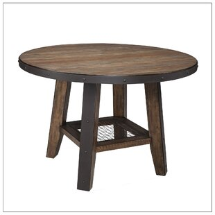 Baulch Solid Wood Dining Table