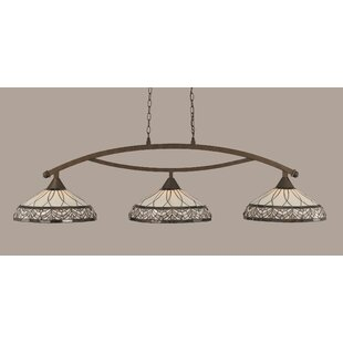 Astoria Grand Austinburg 3-Light 150W Billiard Light