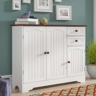 Giada Wood 3 Door Accent Cabinet