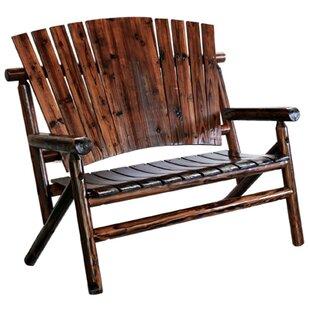 Ardoin Wooden Garden Bench