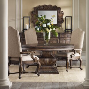 Exceptional Rhapsody Dining Table. By Hooker Furniture