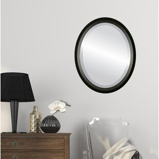 Meigs Framed Oval Accent Mirror
