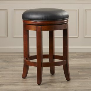 Affordable Grimshaw 26 Swivel Bar Stool by Darby Home Co Reviews (2019) & Buyer's Guide