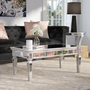 Jerlene Glam Coffee Table by Willa Arlo Interiors