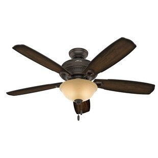 Best Reviews 52 Ambrose 5-Blade Ceiling Fan By Hunter Fan