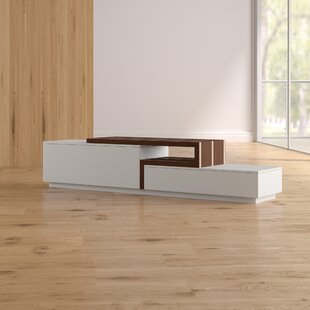 Shopping for Charleroi TV Stand for TVs up to 55 by Wade Logan Reviews (2019) & Buyer's Guide