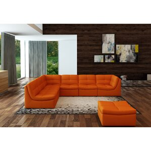 Amazing Weisman 7 Piece Leather Living Room Set Part 14