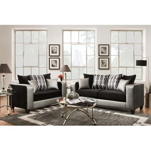 Rockleigh Configurable Living Room Set by Latitude Run