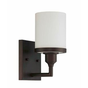 Ecklund Vanity Armed Sconce by Breakwater Bay