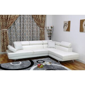 Etta Reclining Sectional by Orren Ellis