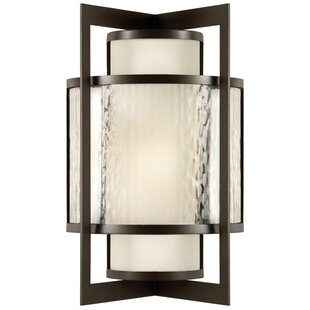 Singapore Moderne 2-Light Outdoor Flush Mount By Fine Art Lamps Outdoor Lighting