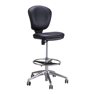 Safco Products Company Metro Mid-Back Drafting Chair
