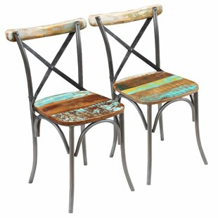 Barreto Dining Chair (Set of 2) by Williston Forge