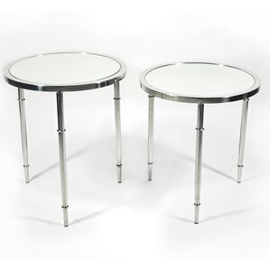 Veris 2 Piece Nesting Tables by RMG Fine Imp..