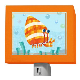 Best Choices Marine Munchkins - Hermit Crab Night Light By Oopsy Daisy