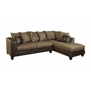 Latitude Run Winburn Chenille Sectional