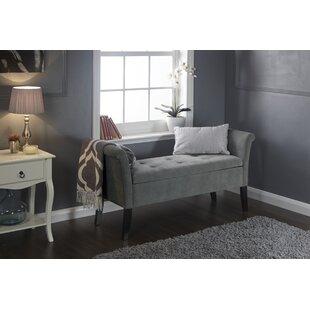 On Sale Andesine Upholstered Storage Bedroom Bench