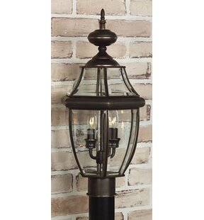 Mellen Outdoor 4-Light Lantern Head