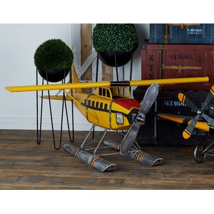 Airplane Helicopter Decorative Objects Youll Love