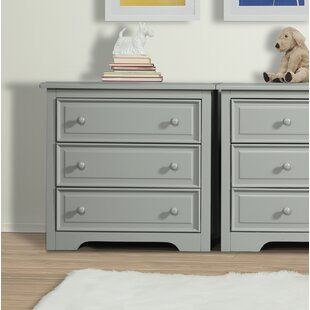 Brooklyn 3 Drawer Chest by Graco