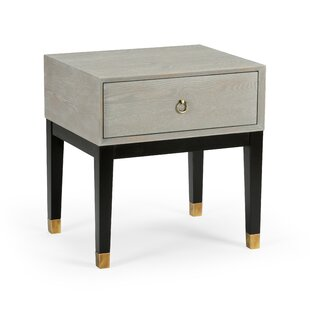 Chelsea House Albany End Table with Storage