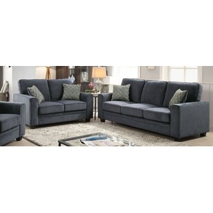 Gracia Sleeper Configurable Living Room Set by Latitude Run