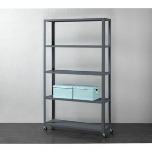 Treyvon Etagere Bookcase by Ebern Designs