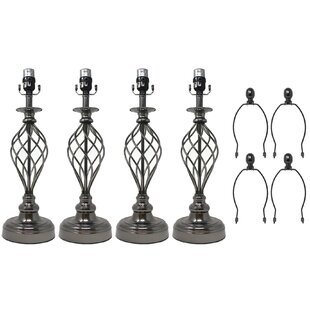 Ham Birdcage 25 Table Lamp Base (Set of 4)