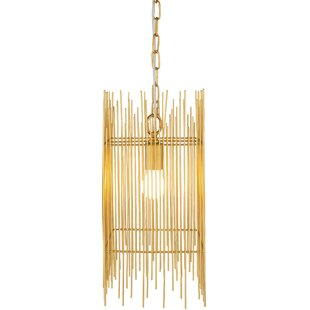 Mercer41 Leia 1-Light Novelty Pendant