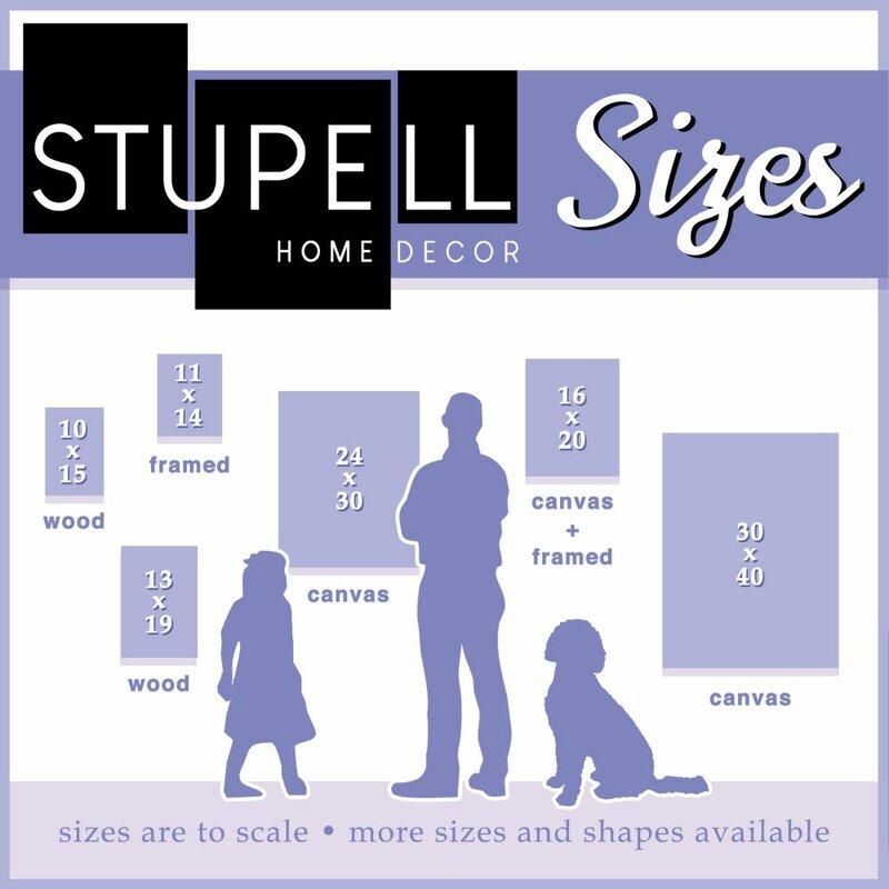 Stupell Industries Fashion Designer Makeup Inspiring Word Textual Art Wayfair