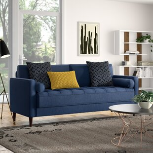 Cobalt Blue Sofa Wayfair