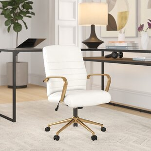 White Gold Office Chairs You Ll Love