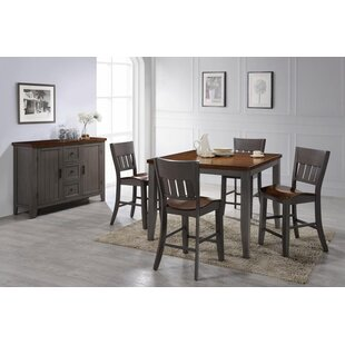 Adalard 6 Piece Dining Set