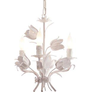 Joann Bouquet 3-Light Candle Style Chandelier