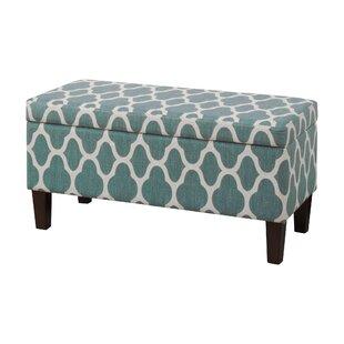 Ellianna Upholstered Storage Bench