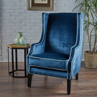 Dowland Wingback Chair by ..