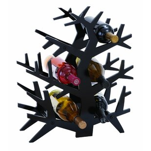 Werner 6 Bottle Tabletop Wine Rack by Wro..