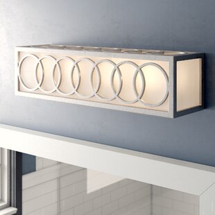 House of Hampton Bond 4-Light Bath Bar