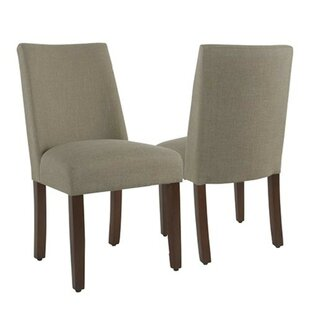 Fressia Upholstered Dining Chair (Set of 2)