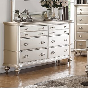 Find for Niemi Double Dresser by House of Hampton