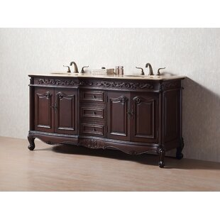 Bourne 72  Double Bathroom Vanity Set by dCOR design