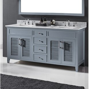 Online Reviews Magdalen 72 Double Bathroom Vanity Set By Highland Dunes