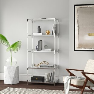 Rhone Etagere Bookcase by Mercury Row
