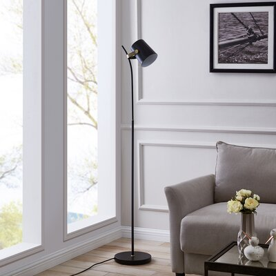 Arched Black Floor Lamps You Ll Love In 2020 Wayfair