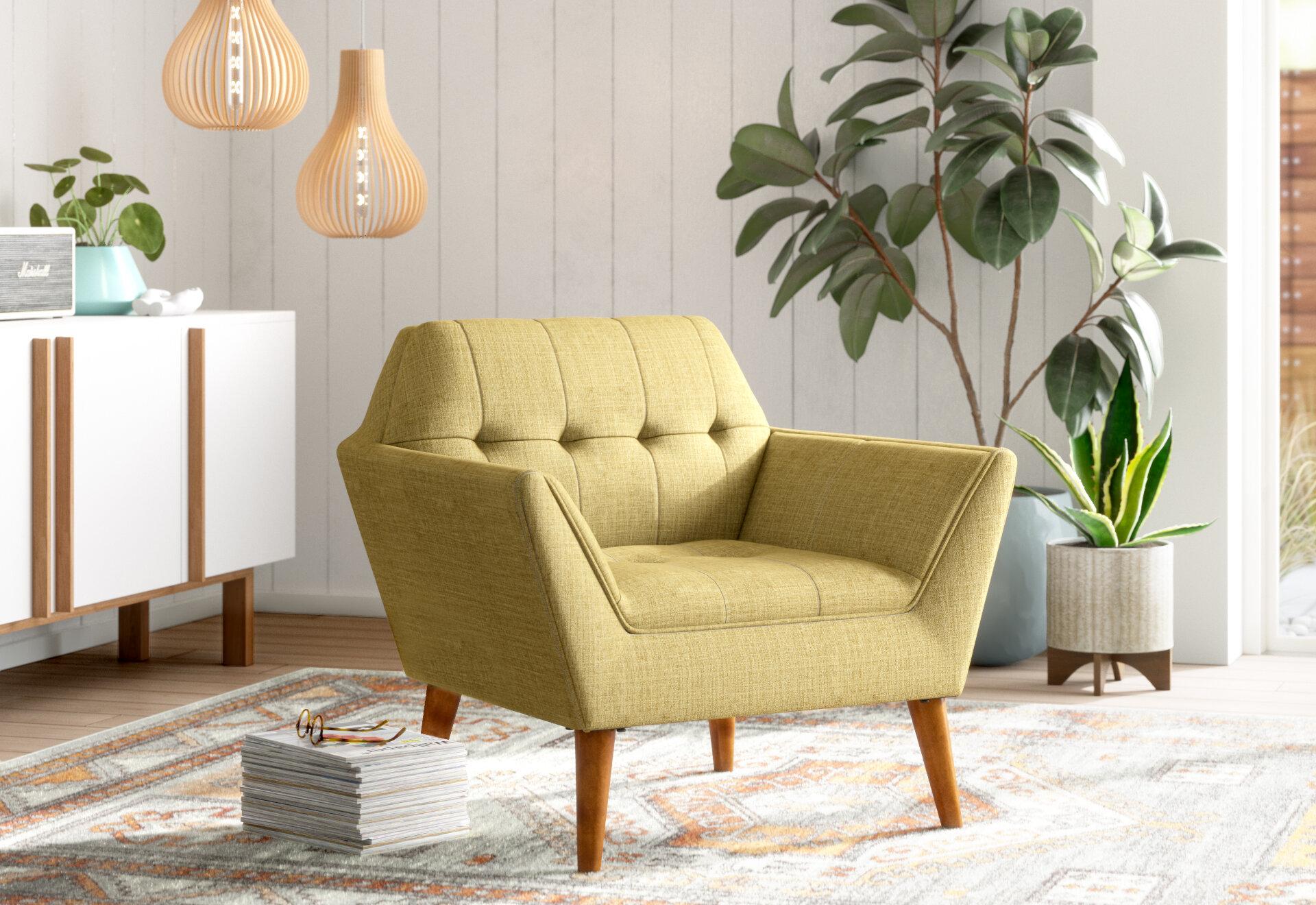 Mid Century Modern Living Room Ideas Allmodern