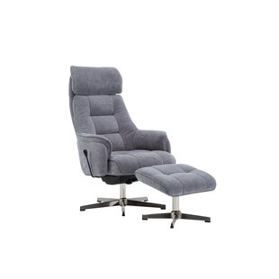 Ahmaria Auckland Manual Recliner With Footstool By 17 Stories