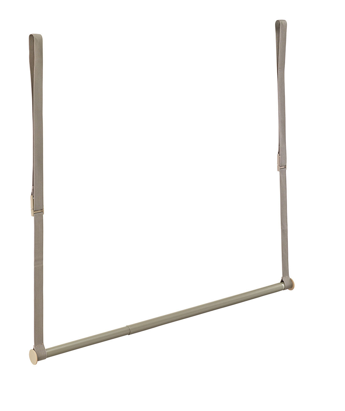 21 W 37 W Double Hang Closet Rod