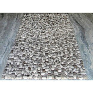 Pebbles Gray Area Rug by Modern Rugs